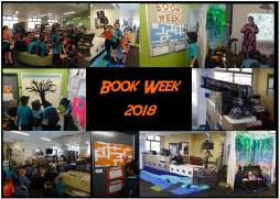 Book Week in the Library