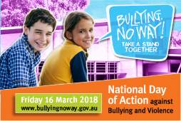 Harmony Day and National Day of Action against Bullying and Violence