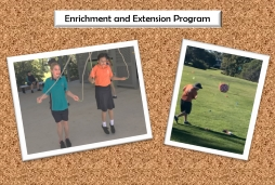 Enrichment and Extension Project