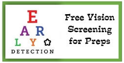 Free vision screening for Preps