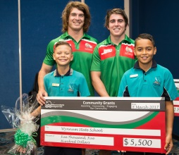 Rugby League grant